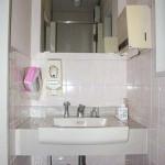 女子トイレ洗面台