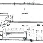 建物①2階平面図