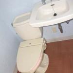 テナントBトイレ